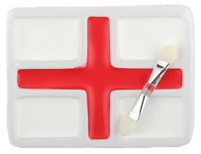 ENGLAND FLAG SAINT GEORGE FOOTBALL FACE PAINTS RED AND WHITE