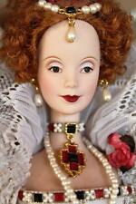 BARBIE  QUEEN ELIZABETH I 2004 GOLD LABEL WOMEN OF ROYALTY COLLECTION