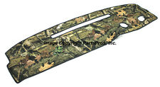 NEW Mossy Oak Break-Up Infinity Camo Camouflage Dash Mat Cover / FOR 95-96 CHEVY