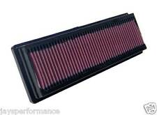 33-2844 K&N SPORTS PERFORMANCE AIR FILTER FOR CITROEN C2/C3 1.1/1.4/1.6
