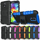 HEAVY DUTY TOUGH SHOCKPROOF WITH STAND CASE COVER FOR SAMSUNG GALAXY PHONES