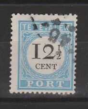 A2P8 Port nr.8 tanding A type 2 stempel HAARLEM (46) used NVPH Nederland due