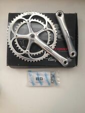 Vintage NOS Campagnolo Record 10 speed 175 53/39 Crankset BOXED MINT 4 Colnago