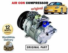 FOR PORSCHE BOXSTER 2.5i 2.7i 1996--   NEW AIR CONDITIONING COMPRESSOR 7SBU16C