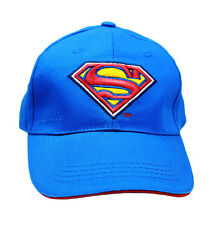 Superman hiphop Snapback Adjustable baseball cap flat hat Cosplay