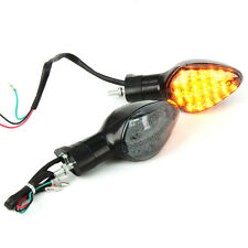 LED Front Rear Turn Signals Blinker Indicator For Honda CBR 600 1000 RR CB CBF