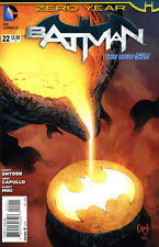 BATMAN #22 (2013) YEAR ZERO, SCOTT SNYDER, GREG CAPULLO, 1st PRINTING, NM
