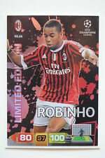 Robinho Limited Edition - Panini Adrenalyn XL Champions League 2011/12