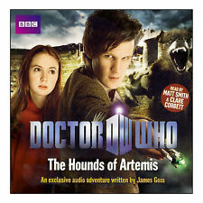 Doctor Who The Hounds of Artemis CD Audiobook Brand New  Read By Matt Smith