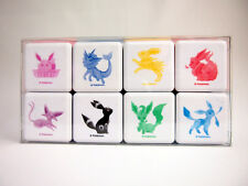 Pokemon Center Limited 'La Maison de Eievui' EEVEE Collection Stamp 8P Japan New
