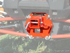 Polaris RZR XP 1000 XP1K Turbo XP Rear Receiver Hitch Trailer Hitch Orange