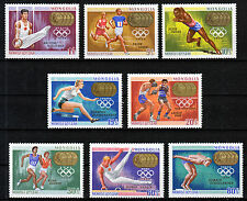 MONGOLIA 1969 ☀ SPORT / Olympics Winners / gold medals 1924 - 1964 ☀ MNH