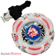 Masters BEYBLADE Metal Fusion BB-88 METEO L-DRAGO+DRAGO string Launcher+GRIP