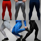 New Mens Compression Base Layer Thermal Pants Slim Tight Under Skin Sports Gear