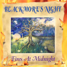 Fires at Midnight Blackmore's Night Music-Good Condition