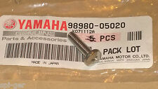 Super Jet Ski SJ650 New Genuine Yamaha Hull-Deck Bind Screw P/No. 98980-05020