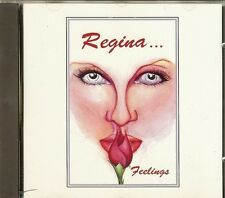 REGINA MUSIC BOX MUSIC - REGINA...FEELINGS - CD - NEW