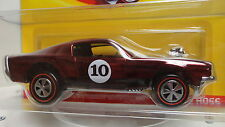Hot Wheels BOSS HOSS Spectraflame Red MUSTANG 1:24 scale ONLY 2000 made!