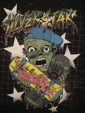 Silver Star Casting Skateboarding Skateboards Mike York Designer T Shirt XL