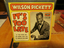 "wilson pickett""it's too late""+3-ep7"".or.fr.vogue:18139.biem.encart + languette."