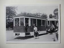 ROM141 - 1950/60s ARAD CITY TRAMWAY - TRAM No27 PHOTO Romania