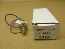 1 NIB GEMS SENSORS 224504 ELECTOR OPTIC LEVEL SWITCH ELS-950 5 VDC WET