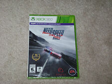 NEED FOR SPEED RIVALS...XBOX 360...***SEALED***BRAND NEW***!!!!!!!