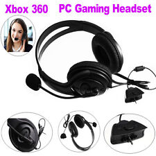 Gaming Headset Headphone With Microphone Mic for Game Player Xbox 360 Xbox360