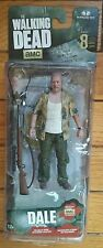 NEW McFarlane The Walking Dead action figure Dale Horvath series 8 AMC 6""