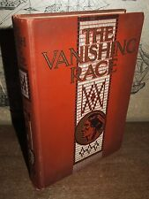 1913 THE VANISHING RACE INDIANS STORY OF THE CUSTER FIGHT SITTING BULL AMERICA
