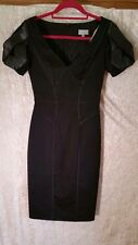 Black Karen Millen Dress Size 6