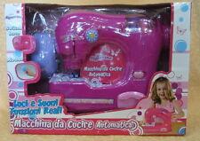 MACCHINA DA CUCIRE GIOCO cod.14615