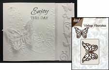 VINTAGE FLOURISHES BUTTERFLY die 6003/0023 Joy Craft Dies insects,animals