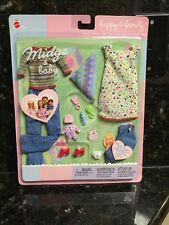 New Barbie Happy Family Midge & Baby Fashions Clothes & Accessories Rare