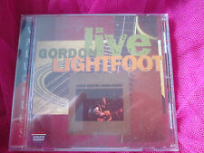 Gordon Lightfoot ‎– Sunday Concert Live EMI ‎– E2-53299 2 0 UK CD Album
