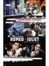 "ROMEO AND JULIET POSTER  ""LICENSED"" BRAND NEW"