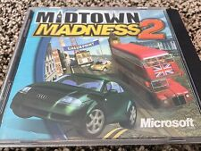 Midtown Madness 2 for PC - 2 disks (2 games)