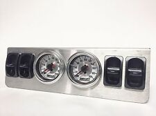 air lift gauge 4 path manual valve system dual needle gauges air lift air suspension