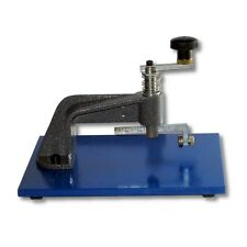 Kent Lens Cutter And Small Circle Cutter Machine, Metal Construction