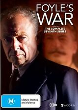 Foyle's War Series 7 - The Complete 7th Season : NEW DVD