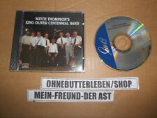 CD Jazz Butch Thompsons King Oliver Centennial Band (13 Song) GHB REC