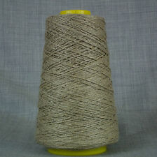 500mtr SPOOL UNWAXED LINEN TWINE NATURAL STRING FLAX SHABBY CHIC VINTAGE THREAD