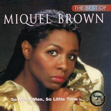 Best Of - Miquel Brown (2013, CD NEUF) CD-R