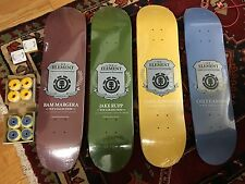 2004 Element TCF Collection Numbered Decks Wheels Bearings NOS Bam Margera RARE
