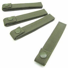 CONDOR MOD MOLLE Straps Set of 4 - 4 inch OLIVE DRAB OD Green
