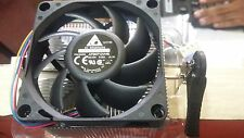 Heat Sink with fan Delta AFB0712VHB  for AMD CPU's  12V DC with 4 Pin Connector
