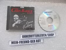 CD Jazz Chris Barber - Come Friday (6 Song) BELL REC