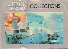 1982 STAR WARS EMPIRE STRIKES BACK COLLECTIONS vintage 20-pg Kenner Toys catalog