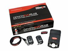 Datatool Demon Evo Plus Motorcycle Self Fit Security Alarm & Immobilser 2 x fobs