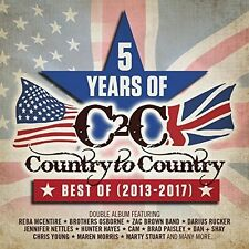 Country To Country Best Of 2013-2017: 5 Years Of C (2017, CD NIEUW)